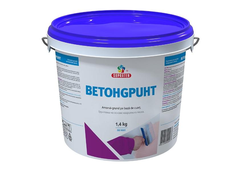 Amorsa grund cu cuart Betohgpuht 1.4 kg