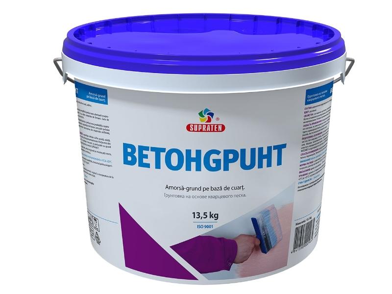 Amorsa grund cu cuart Betohgpuht 13.5 kg