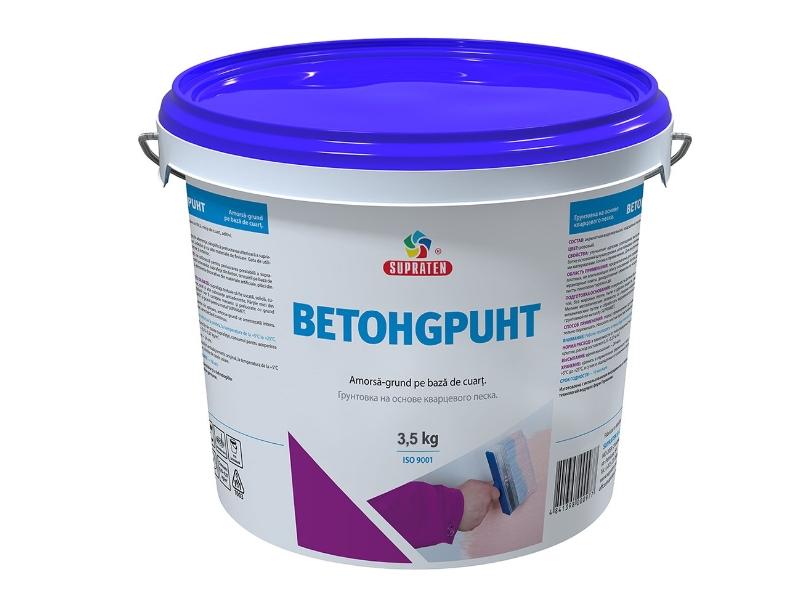 Amorsa grund cu cuart Betohgpuht 3.5 kg