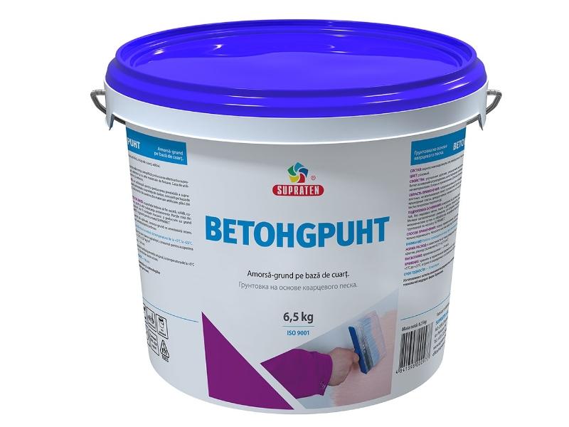 Amorsa grund cu cuart Betohgpuht 6.5 kg