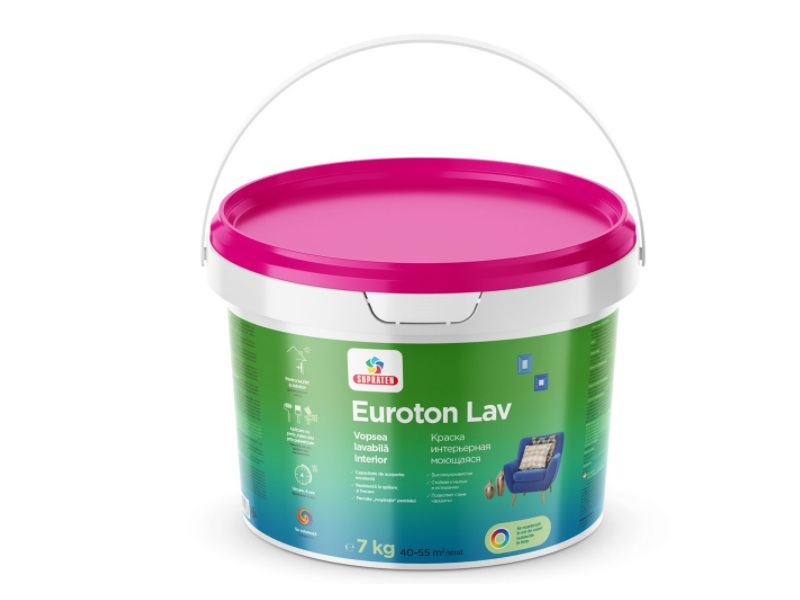 Euroton Lav 7 kg