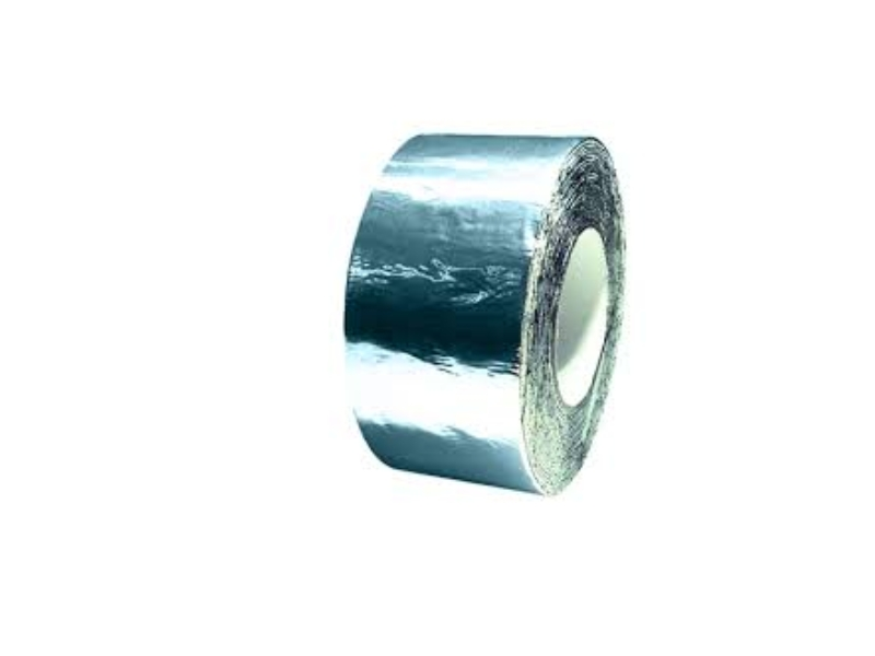 Banda de etansare bituminoasa 10 cm*10 m Aluminiu