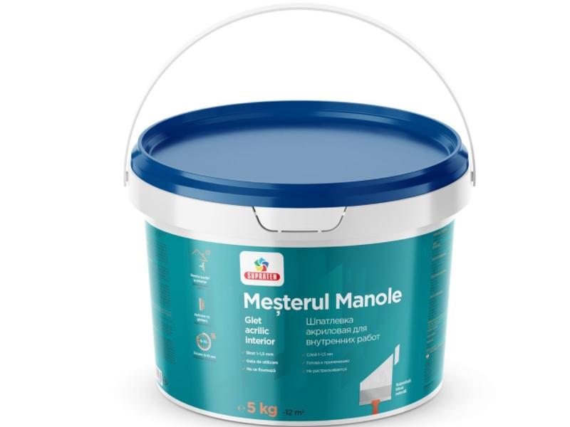 Mesterul Manole 5 kg