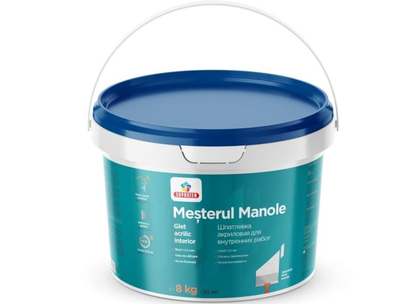 Mesterul Manole 8 kg