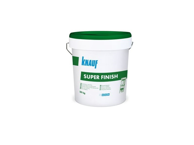 SuperFinish knauf 25 kg Moldova