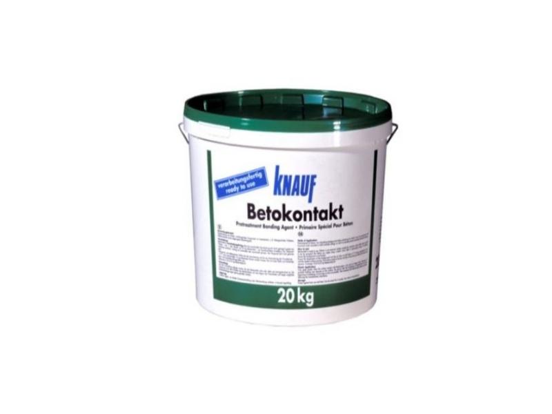 Amorsa grund cu cuart Betonkontact Knauf 20 kg