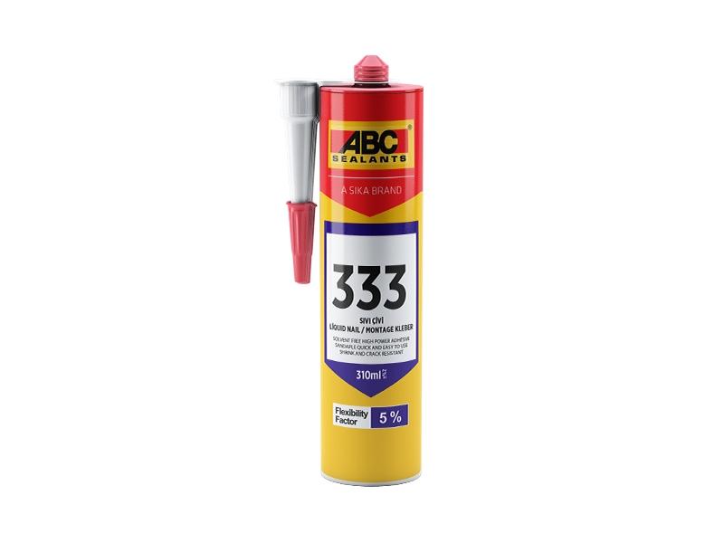 Cuie lichide universal alb ABC 333/310 ml