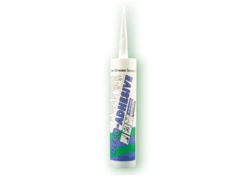 Decoadhesive Alb 280 ml Den Braven/ adeziv deco polisteren