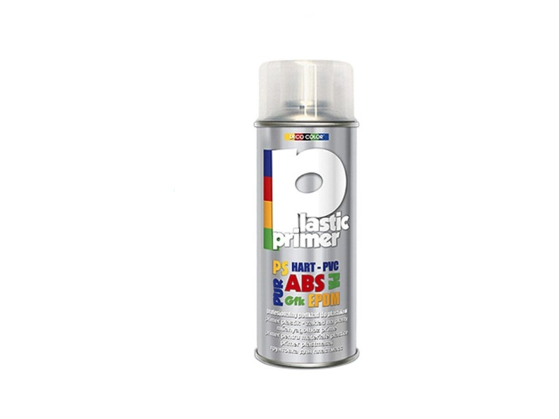 Grunt spray incolor p/u plastic primer 400 ml 11150