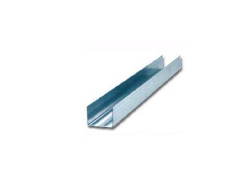Profil p/u gipscarton UD 27/28 GOLD 0.5 mm / 3 m