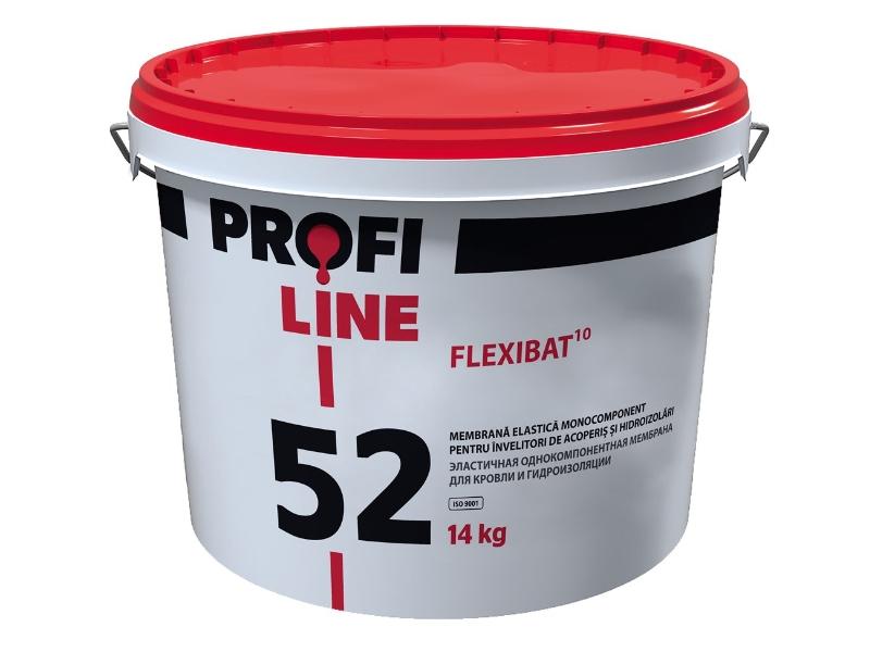 Hidroizolare elast. FLEXIBAT10 14 kg ProfiLine