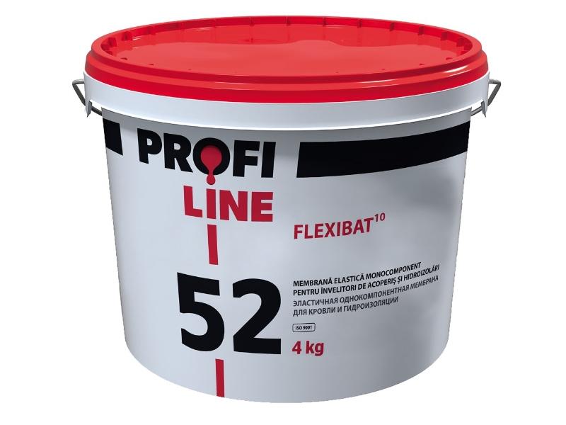 Hidroizolare elast. FLEXIBAT10 4 kg ProfiLine