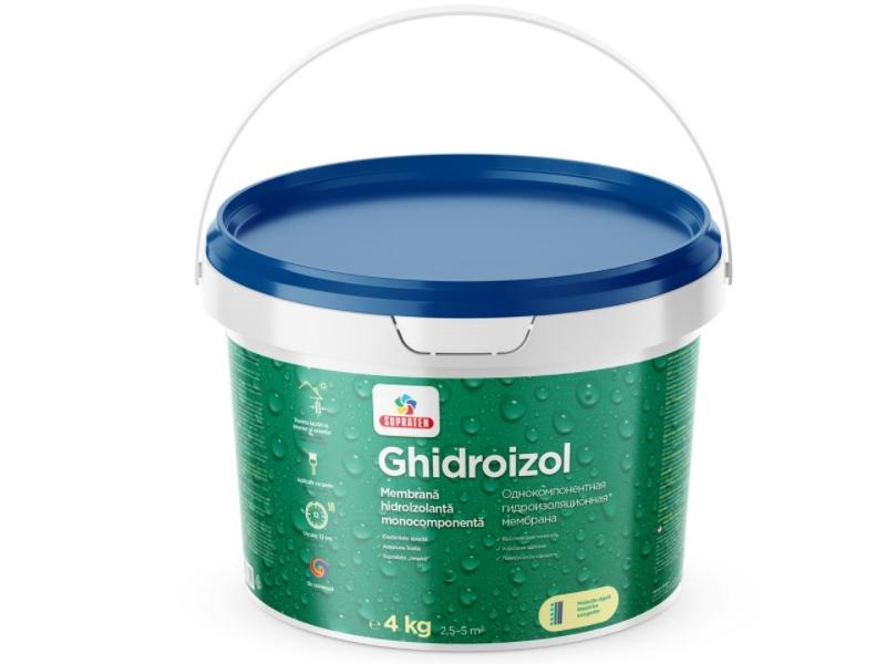 Grund Ghidroizol 4 kg
