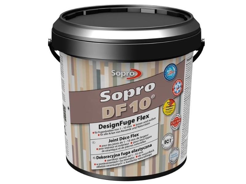 Fuga Sopro DF 10 (2.5 kg) Gri Beton 1054