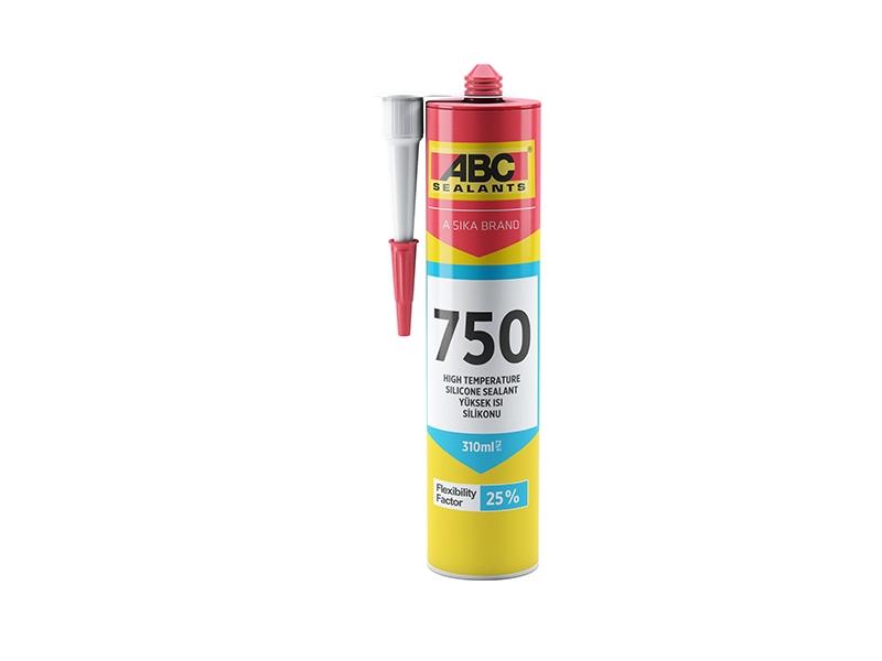 SILICON Termo-rezistent 270*C-315*C ABC 750/310 ml