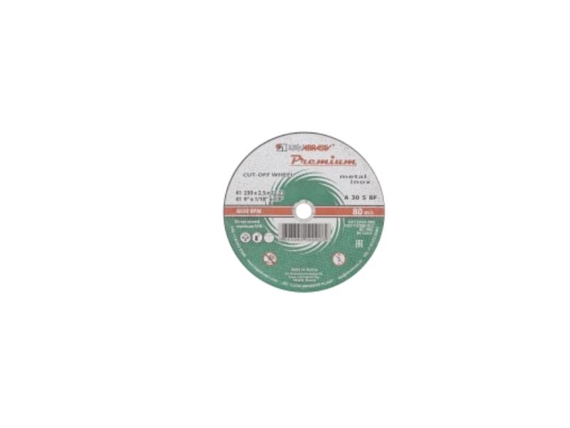 Disc 115*1.2*22.23 A54 S BF 80 2 metal Premium Luga ( 25 buc/pac )