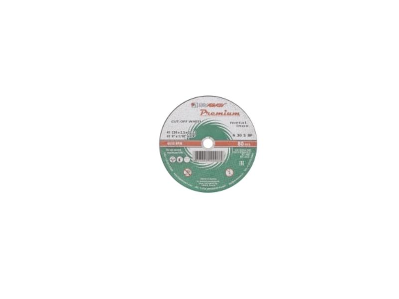 Disc 115*1.8*22.23 A54 S BF 80 2 metal Premium Luga ( 25 buc/pac )