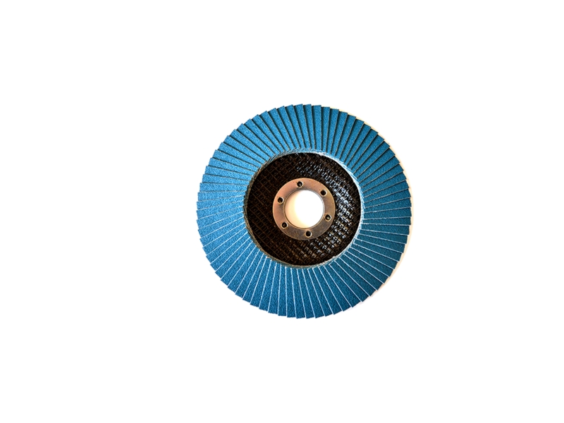 Disc Luga KLT 2 ZK 125*22.23 A 40 / 80 (10 buc/pac)