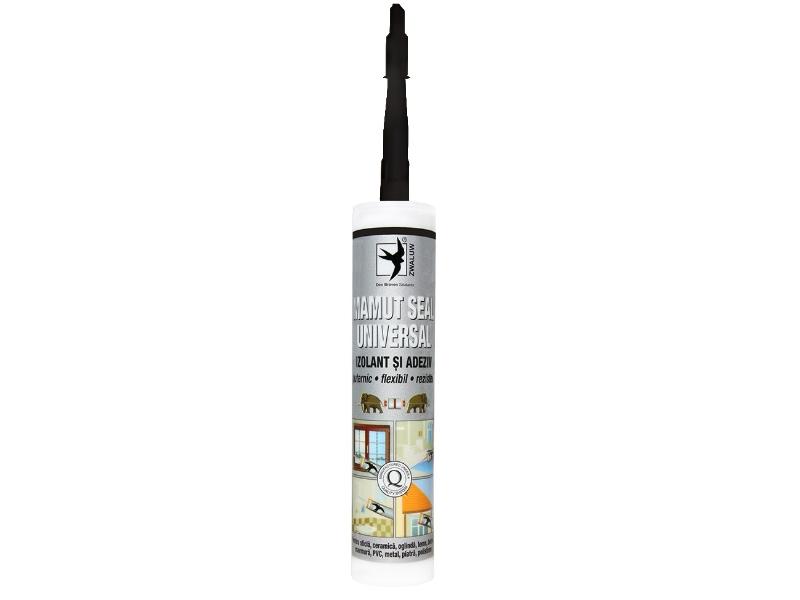 Cuie lichide Mamut seal universal negru 290 ml Den Braven