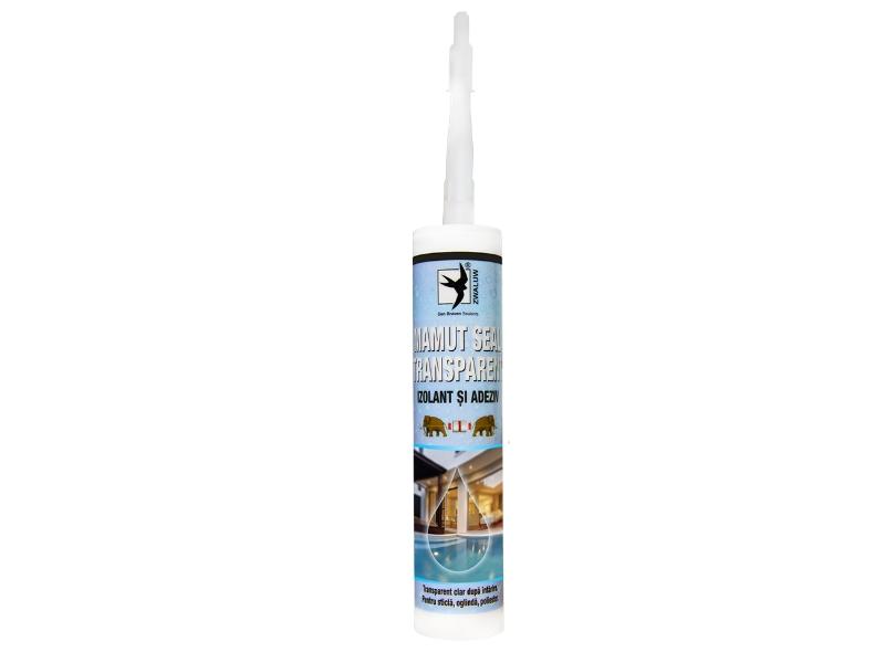 Cuie lichide Mamut seal universal transparent 290 ml Den Braven