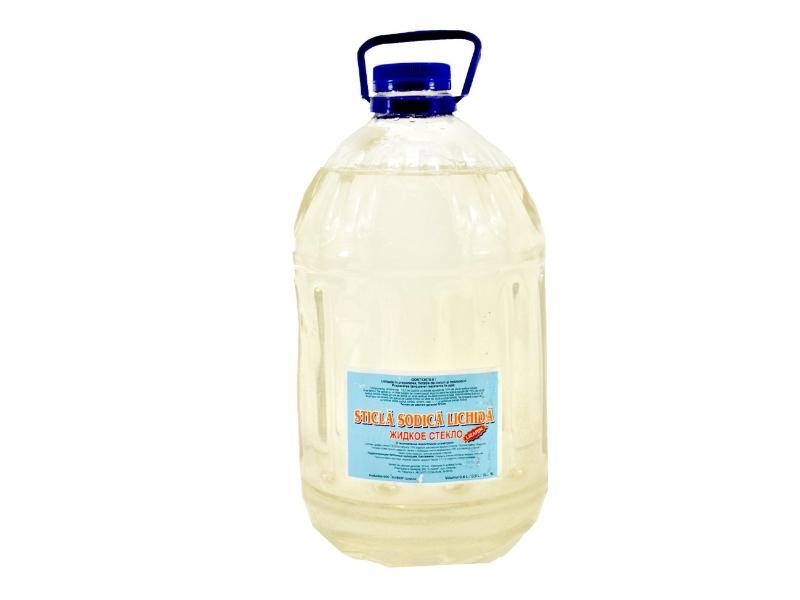 Sticla Lichida 6.2 kg ( 5 L) (silicat de sodiu)