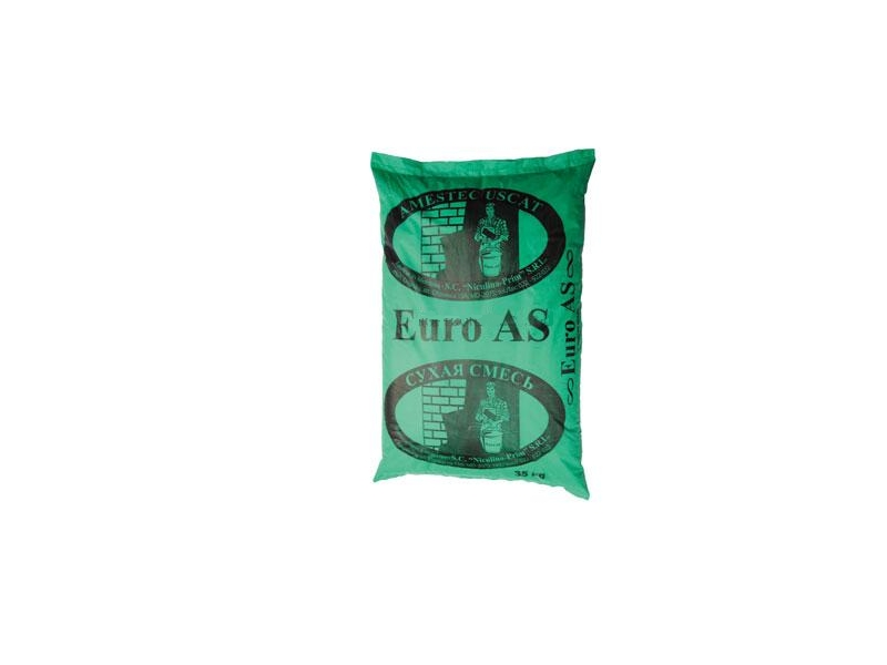 Euro AS Tencuiala interior 30 kg ( 1 pal = 30 saci )