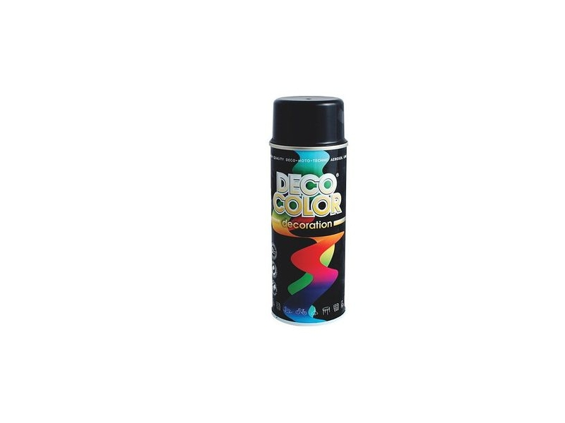 Grunt-sprey Negru 400 ml DECO COLOR 11240