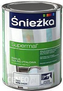 Supermal Sniezka 0.8 L Stal Ral 7001