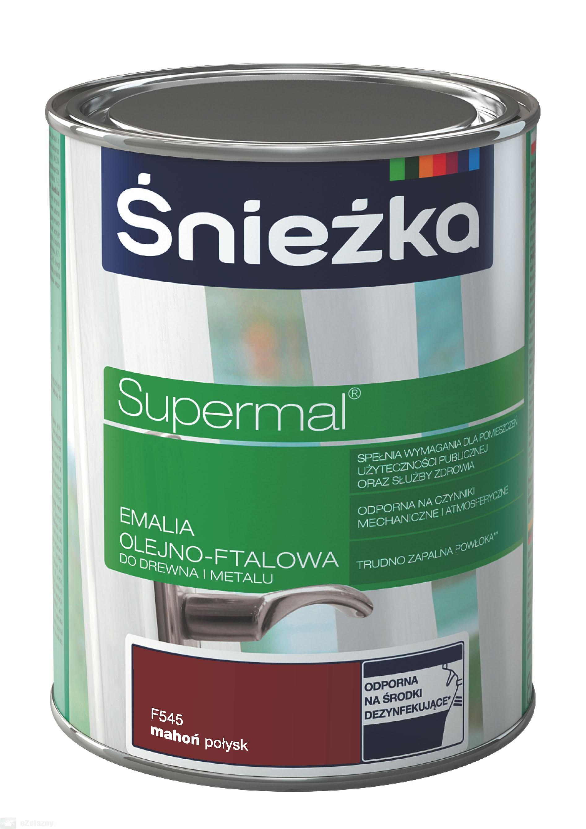 Supermal Sniezka 0.8 L Mahon F 545