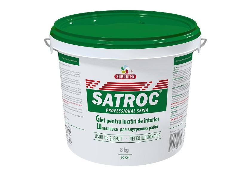 Glet interior Satroc 17 kg