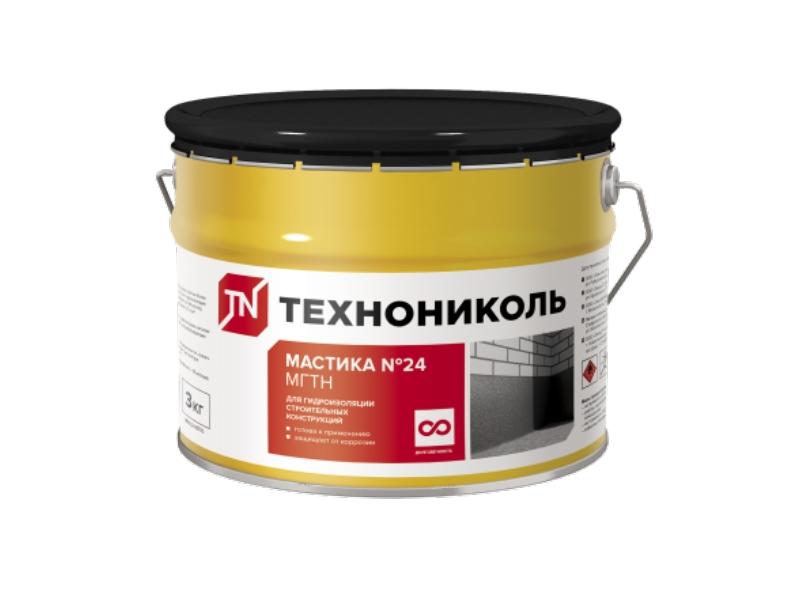 Mastica p/u hidroizolatie Nr.24 3kg