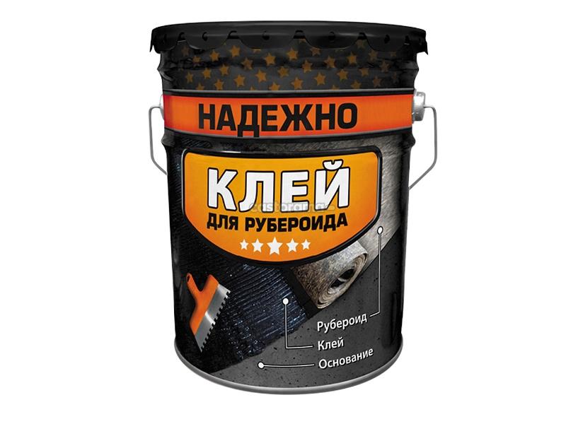 Adeziv p/u ruberoid 10 kg