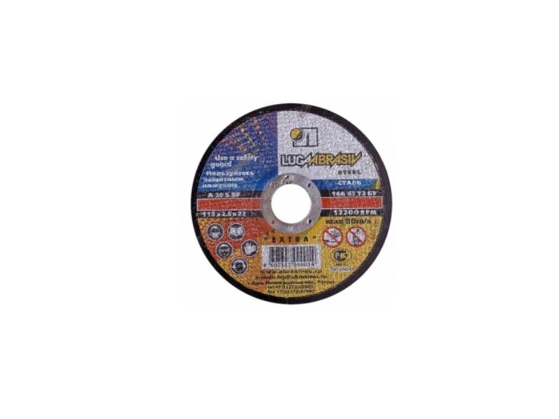 Disc 115*1.0*22.23 A54 S BF 80 2 ex metal Luga ( 25 buc/pac )