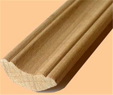 Plinta din lemn 2.3m