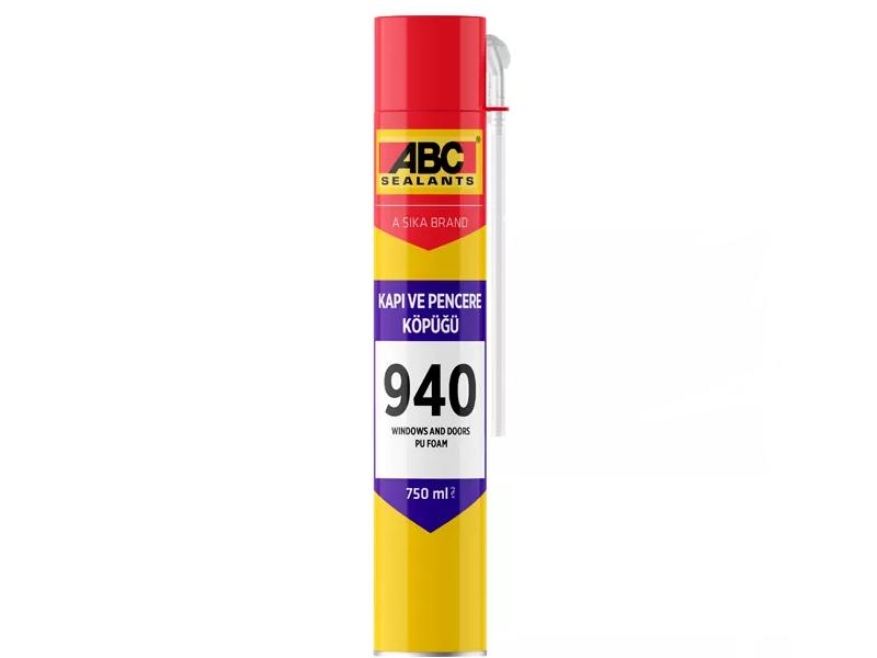 SPUMA 750 ml ABC 940 cu extensie scăzută С низким расширением