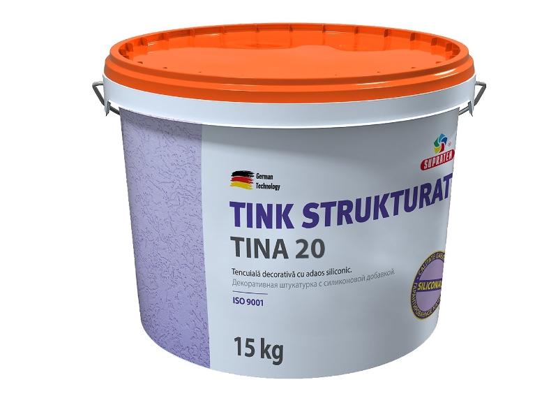 Tinc Plast/marmura TINA 15 15kg