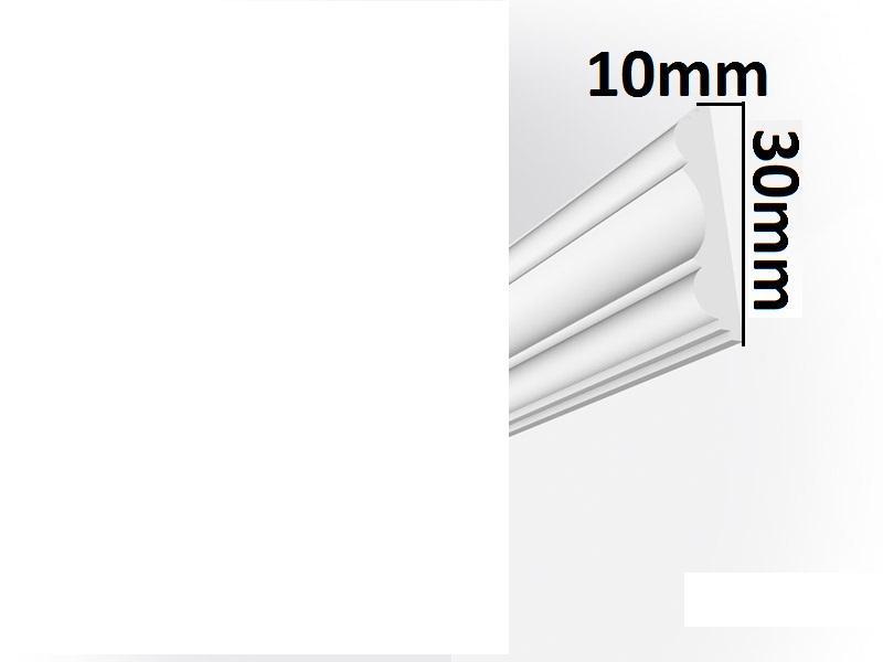 Bagheta cornier R30 (4 buc/cut)
