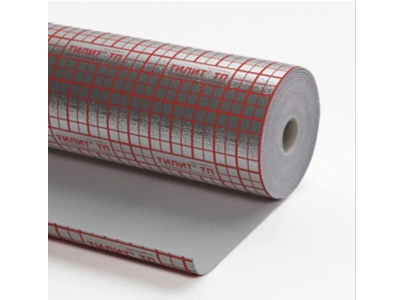 Tilit Super TP pt podea calda 3 mm*1.2 m (18m2/rul)