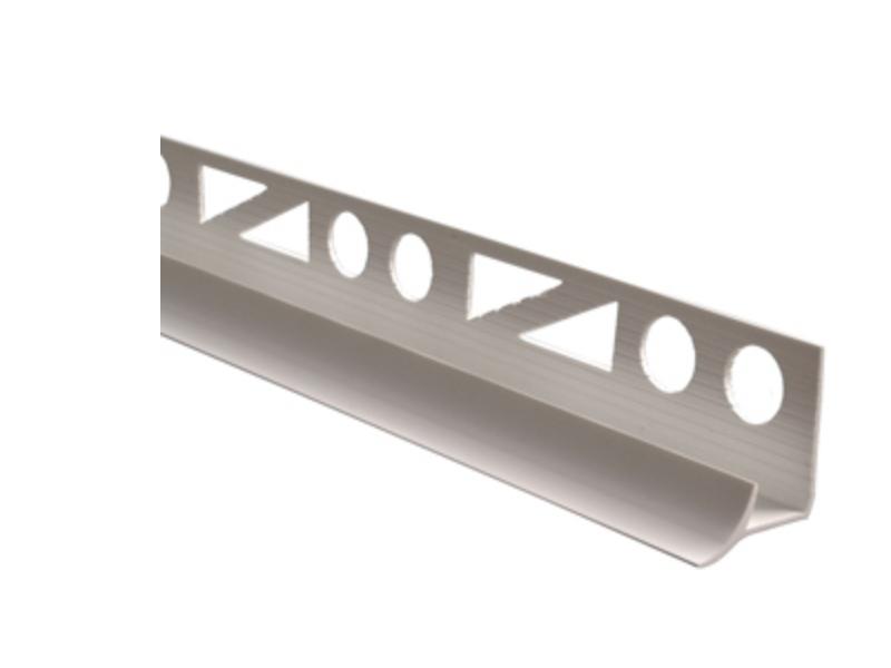 Profil PVC 2.5 m , intern p/u teracota 8 mm ( 1pac=10 buc )
