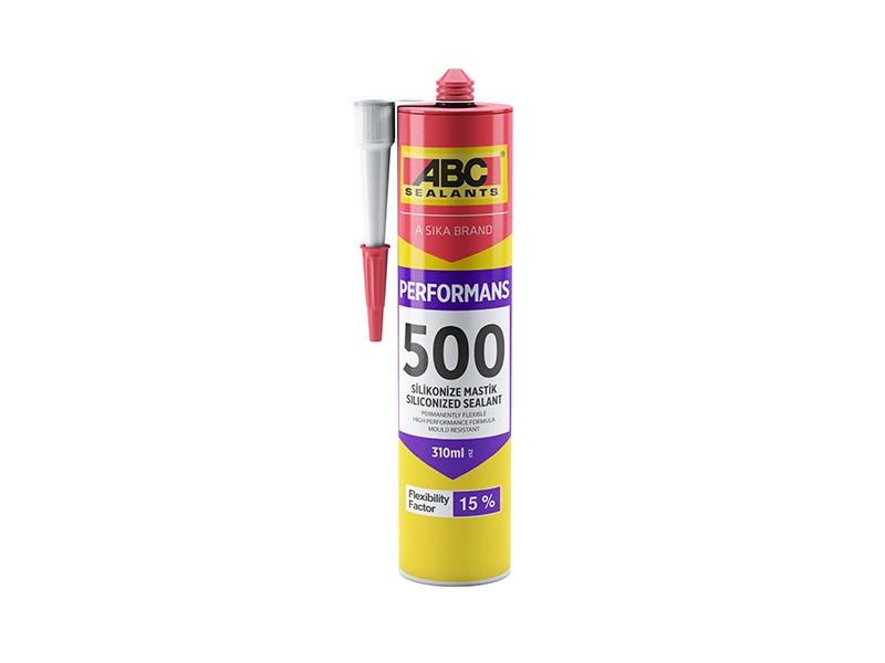 ACRIL EXTERIOR ALB ABC 500/310 ml