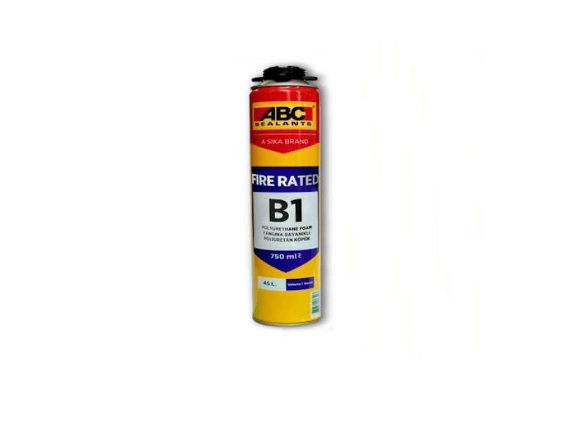 SPUMA 750 ml B1 Rezistenta la foc PROF pt pistol
