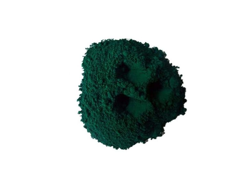 Pigment 2 kg verde
