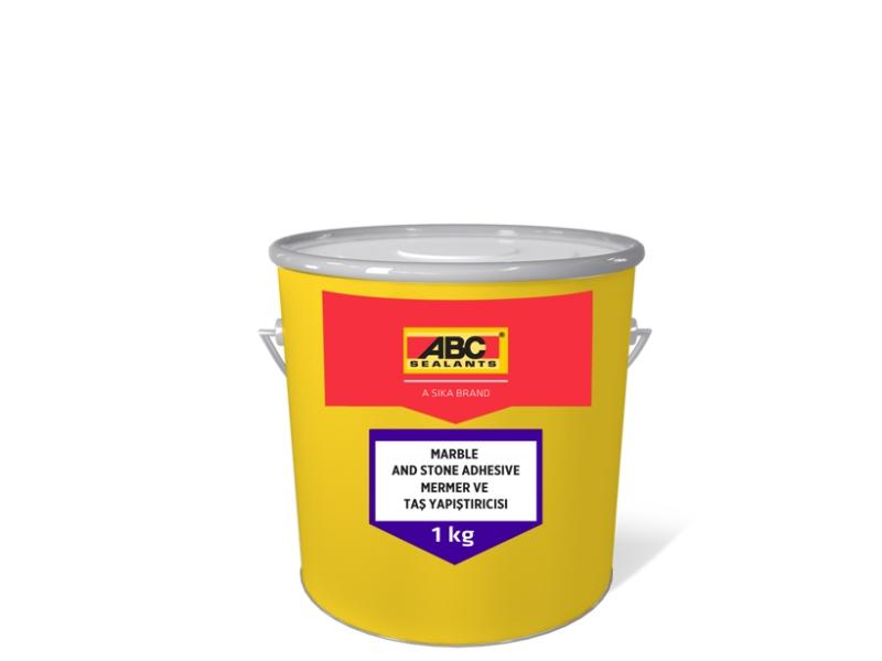 ABC adeziv 2 comp p/u marmura, piatra si teracota 1 kg+25g