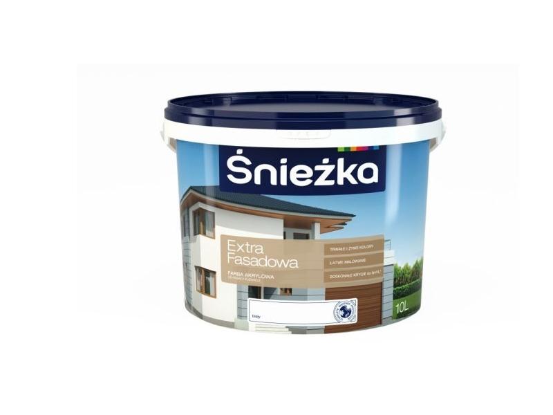 Sniezka Extra Fasadowa 3 kg