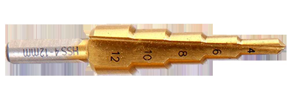 Carota metal HSS 4-12 mm