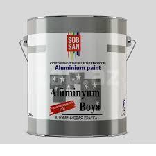 Vopsea aluminium 250 g