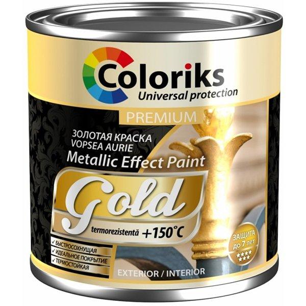 Vopsea Coloriks aurie 250 g