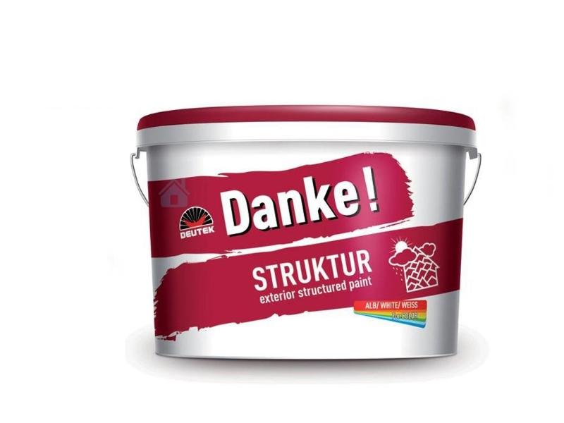 Tinc Danke Struktur New baza alb 25 kg