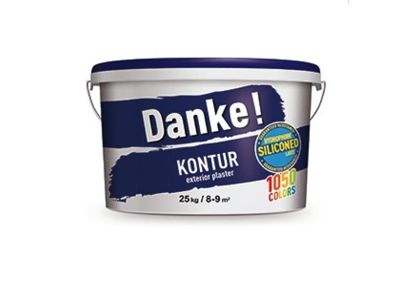 Tinc Danke Kontur New Baza alb 25 kg