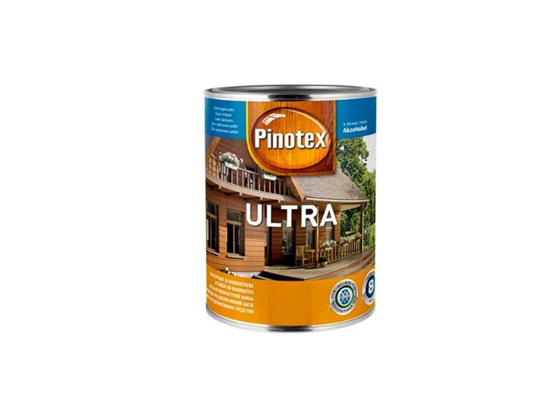 Lac Pinotex Ultra 3.0 L Tic тиковое дерево